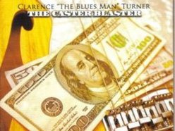 """Clarence """"The Blues Man"""" Turner"""