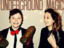 Image for Underground Magic