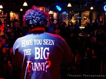 Travis Simmons A. K. A. The Big Funny