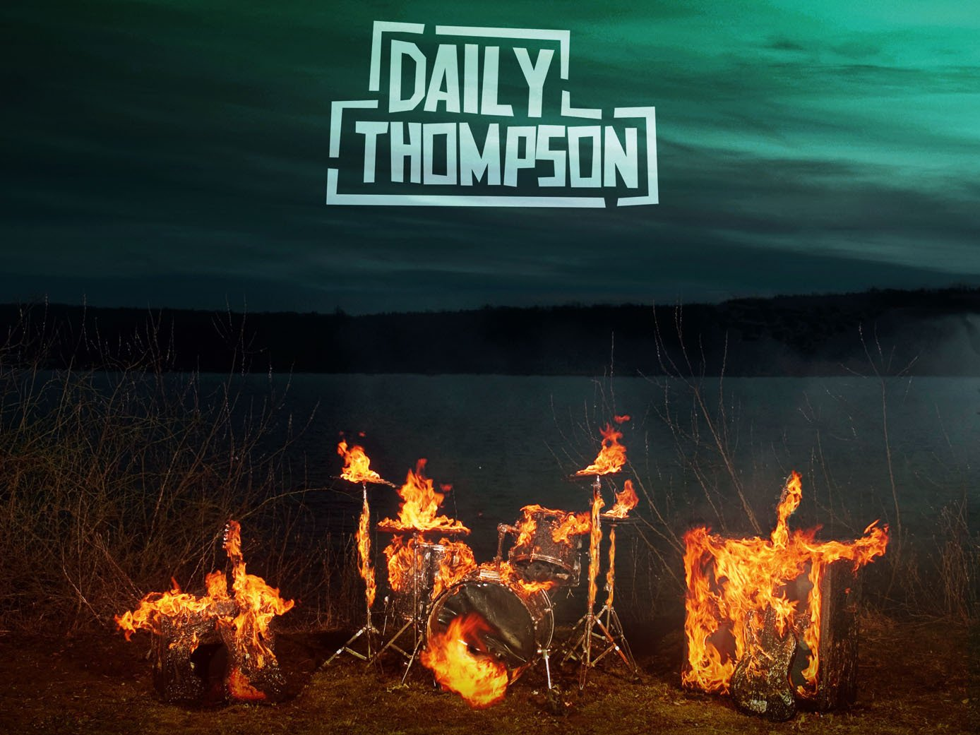 Image for Daily Thompson