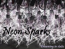 Neon sparks