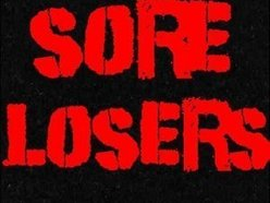 Image for the SORE LOSERS