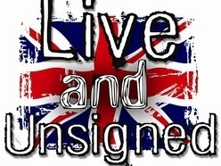 Image for Live and Unsigned