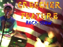 Image for the CREECHER FEATURE ROCK SHOW