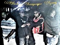BLACK CHAMPAGNE GANG