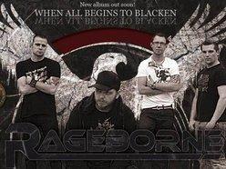 Rageborne