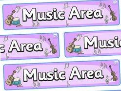Music Area Kost
