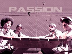 Image for PASSIONTHE BAND