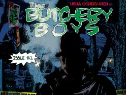 Image for The Butchery Boys