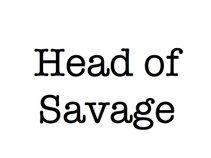 Head of Savage