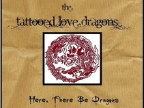 Tattooed Love Dragons