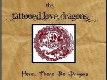 Tattooed Love Dragons