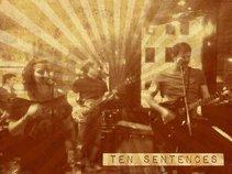 Ten Sentences