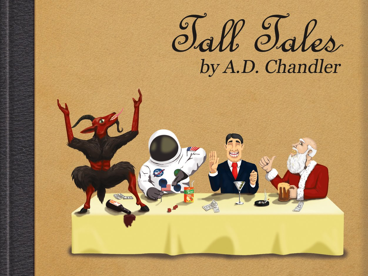 Image for A.D.Chandler