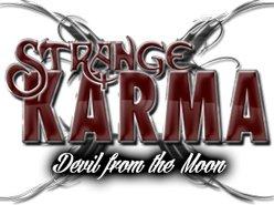 Image for Strange Karma