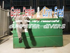 Gene Denim & Corn Fred with The Very Resourceful Dumpster Divers