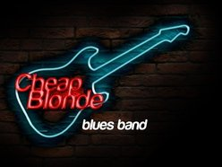 Image for Cheap Blonde Blues Band
