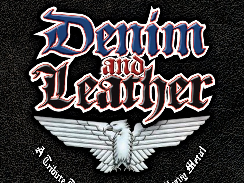 Image for DENIM AND LEATHER