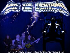 Image for Ride The Lightning - New England's Ultimate Tribute t