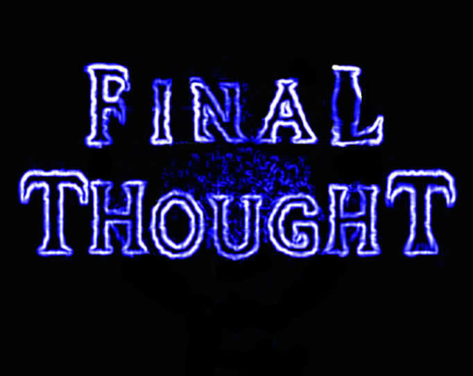 Final Thought | ReverbNation
