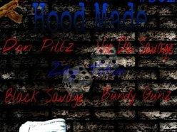 # N.M.F.A / # MOB SHIT / # 1200 Block