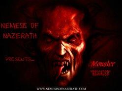 Image for Nemesis of Nazerath