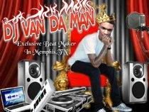 Official Dj Van Da Man