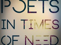 Poets in times of need