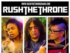 Image for Rush the Throne