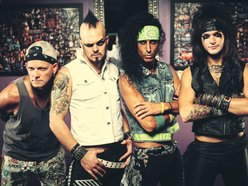 Image for The Velcro Pygmies