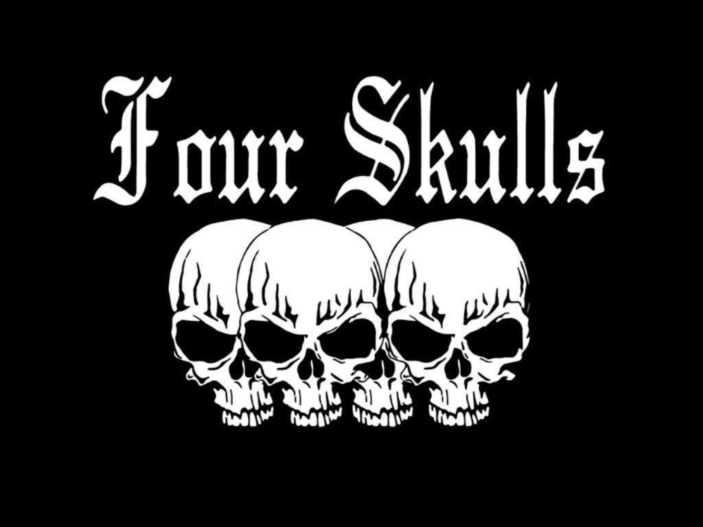 Image for Four Skulls