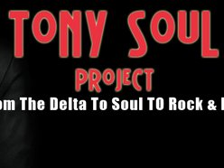Image for Tony Soul - Delta Blues Project