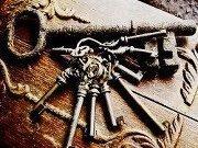 The Rust'd Keys