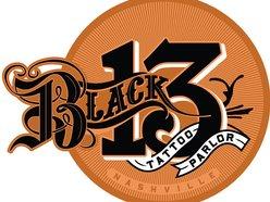 Black 13 Tattoo