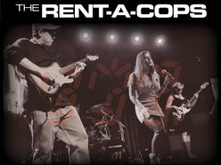 Image for THE RENT-A-COPS