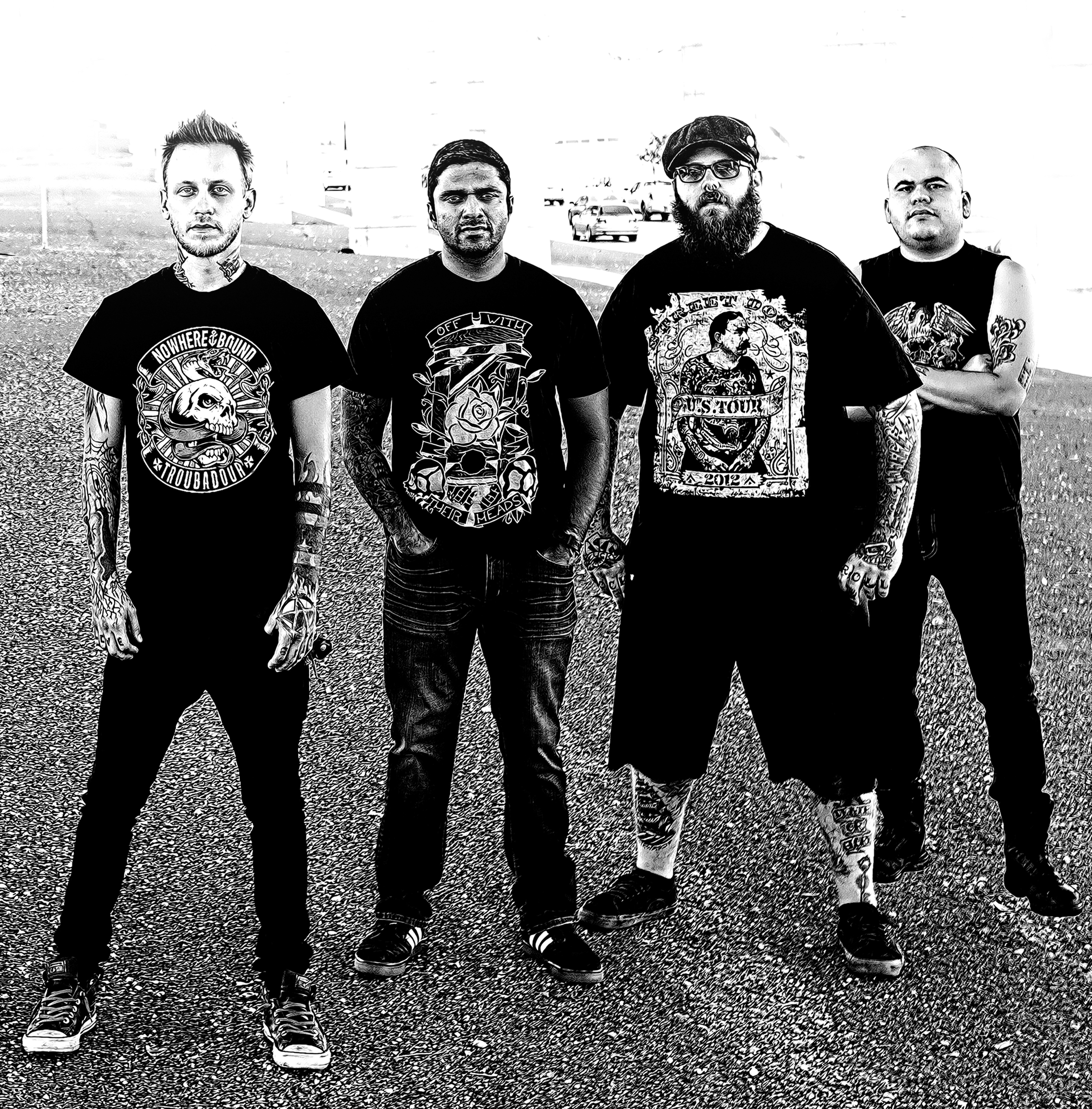 Black t shirt reverbnation - Black T Shirt Reverbnation 50