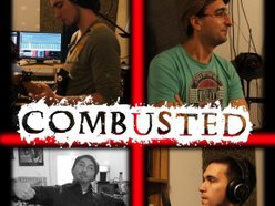 Image for Combusted