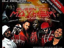 QUEEN CITY MAYHEM