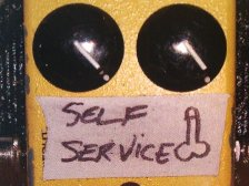 Image for Self Service