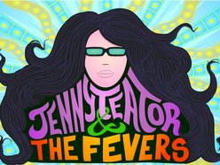 Image for Jenny Teator & The Fevers