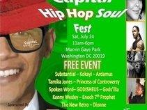 The Capital Hip Hop Soul Fest