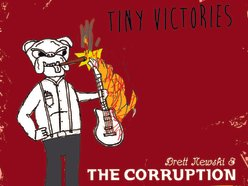 Image for Brett Newski and the Corruption