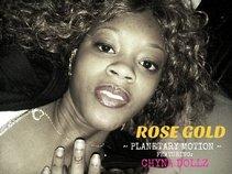 RROSE GOLD