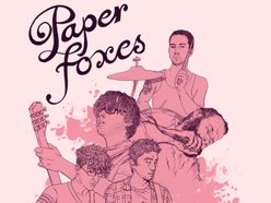 Image for Paper Foxes