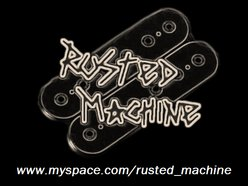 Image for RUSTED MACHINE