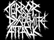 TERROR OF DYNAMITE ATTACK