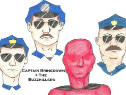 Image for Captain Bringdown + The Buzzkillers
