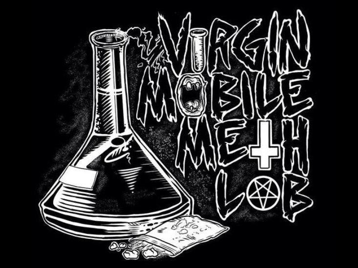 Image for Virgin Mobile Meth Lab