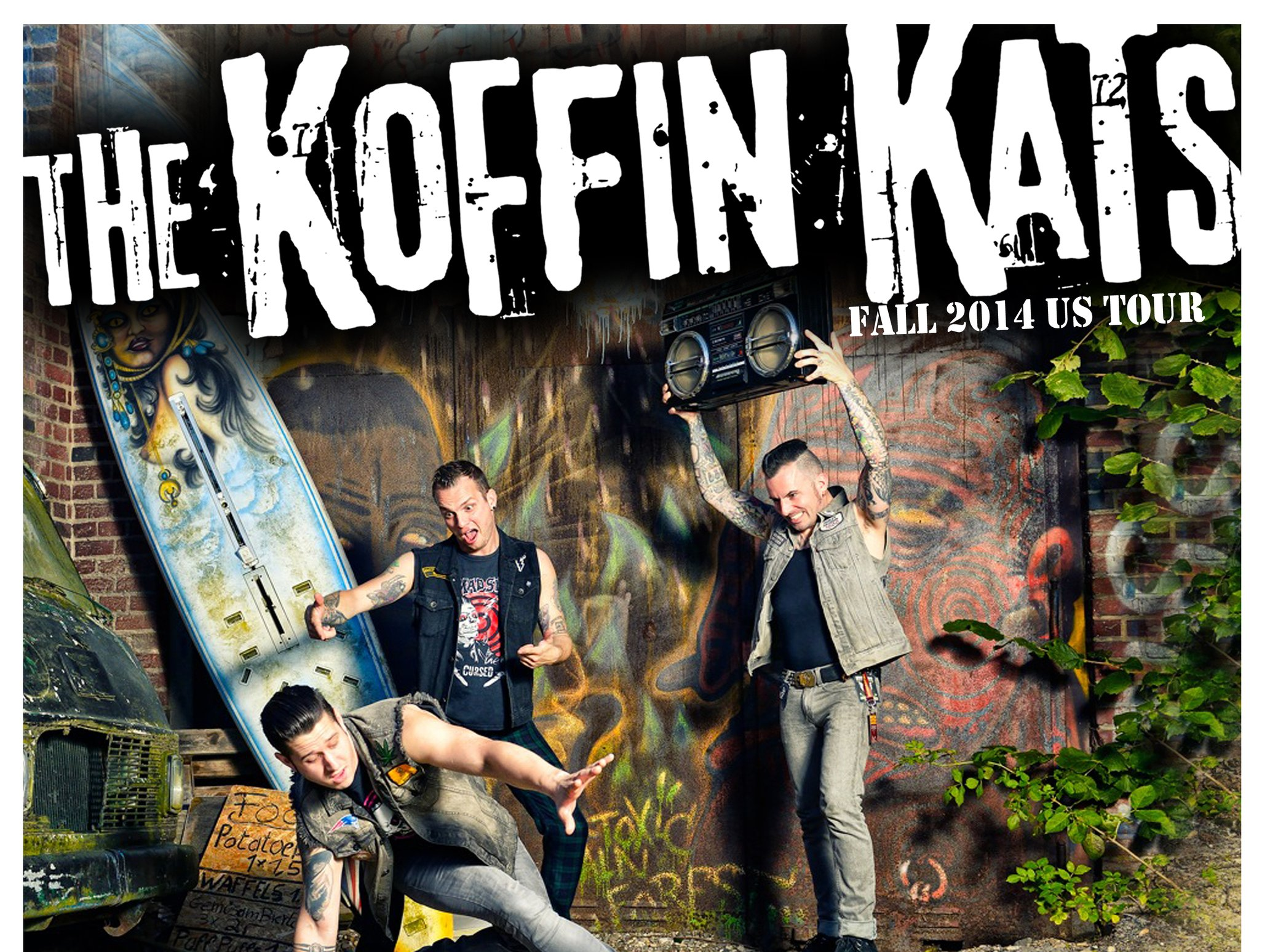 Image for Koffin Kats