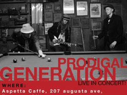 Image for Prodigal Generation